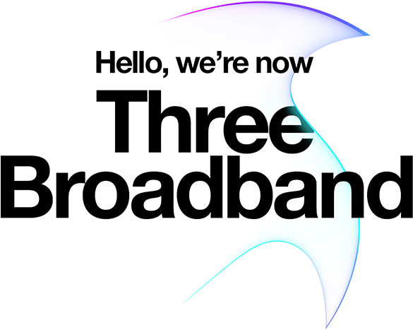 Hello, Relish is now Three Broadband